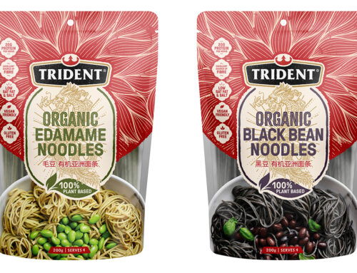 NEW Organic Plant-Based Noodles